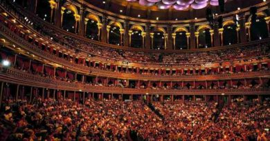 BBC Proms 2015 in der Royal Albert Hall in London