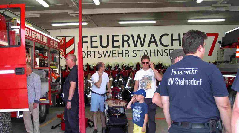 Gewerbeschau mit Familienfest in Stahnsdorf