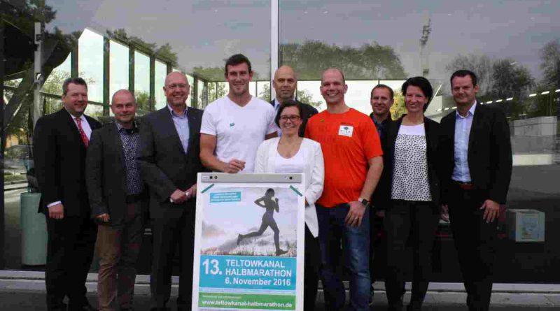 Olympische Unterstützung beim Halbmaraton