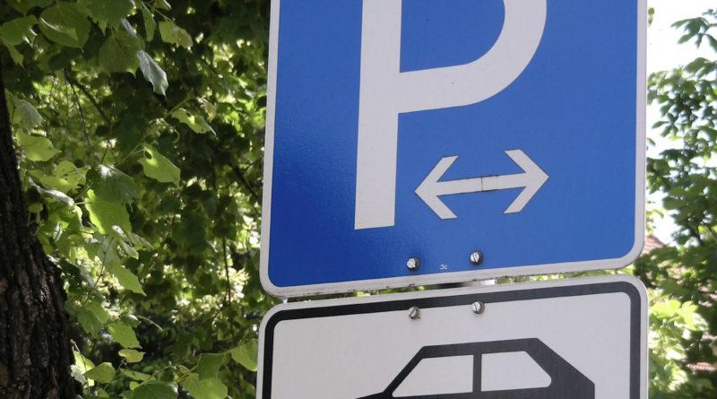 Stahnsdorf baut Parkplätze am Güterfelder Haussee