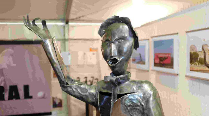 Teltower Kunst-Sonntag mit rund 90 Ausstellern