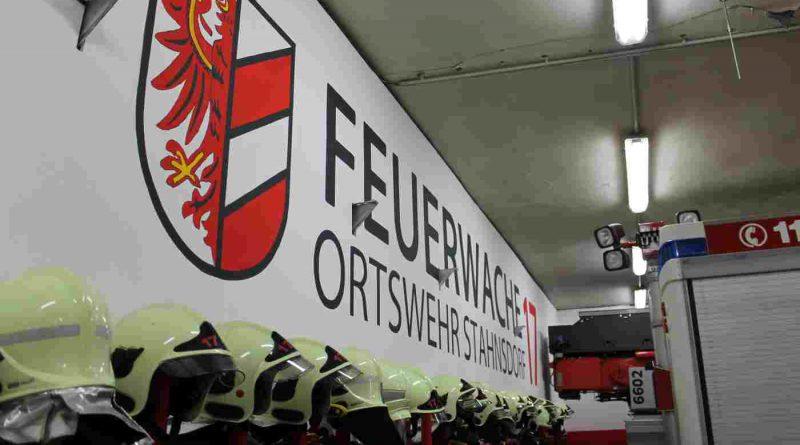Feuerwehr Stahnsdorf: B-Plan für Güterfelder Damm beschlossen