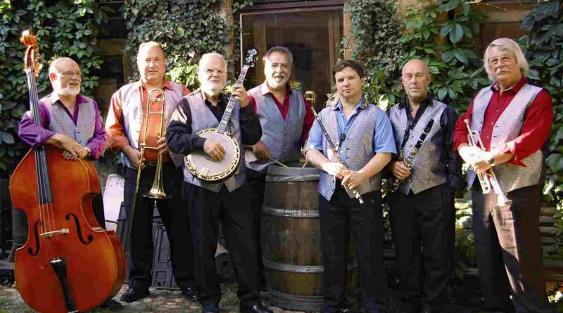57 Jahre Bühnenjubiläum: Papa Binnes Jazz Band in Kleinmachnow