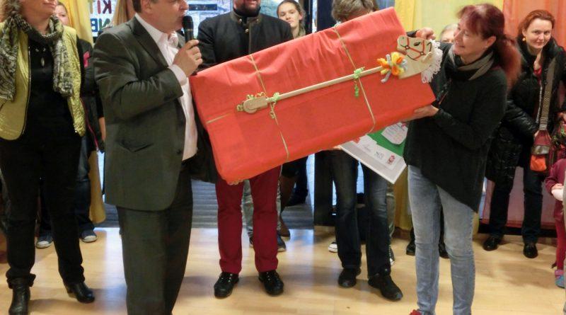"""Erste zertifizierte """"Bewegungskita"""" in ganz Brandenburg steht in Stahnsdorf"""