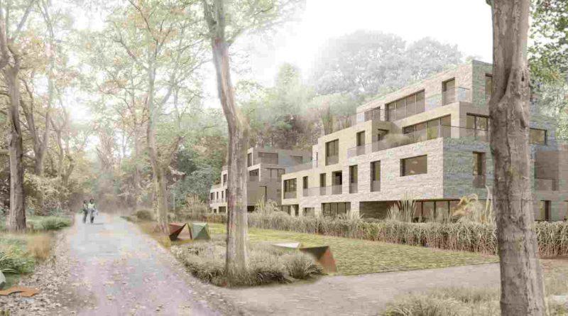 Hakeburg-Wohnungen: Einigung auf Architekturentwurf