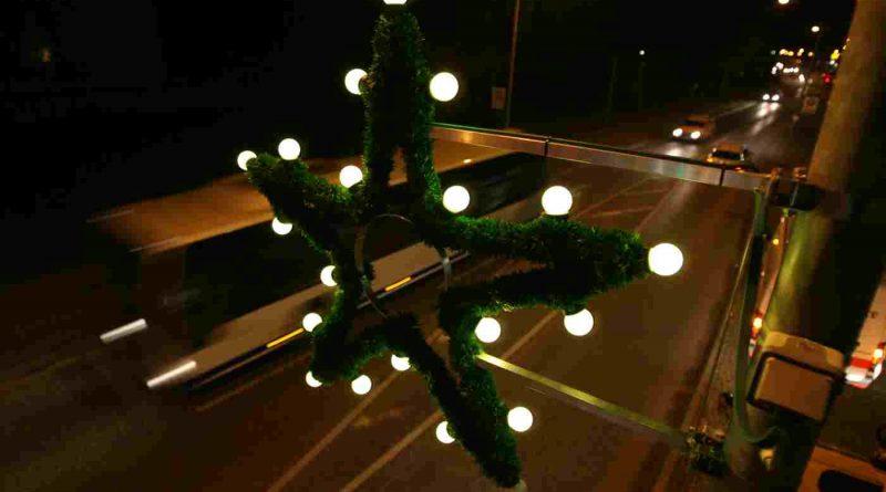 33 Sterne für Teltow – Lichtermeer in der Potsdamer Straße