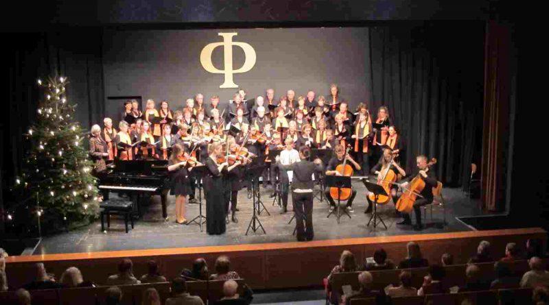 Weihnachtskonzert der Musikschule Kleinmachnow im Augustinum