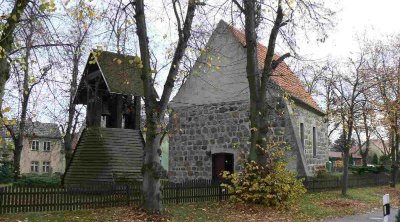 Denkmal des Monats: Mittelalterliche Glocke in Niebendorf