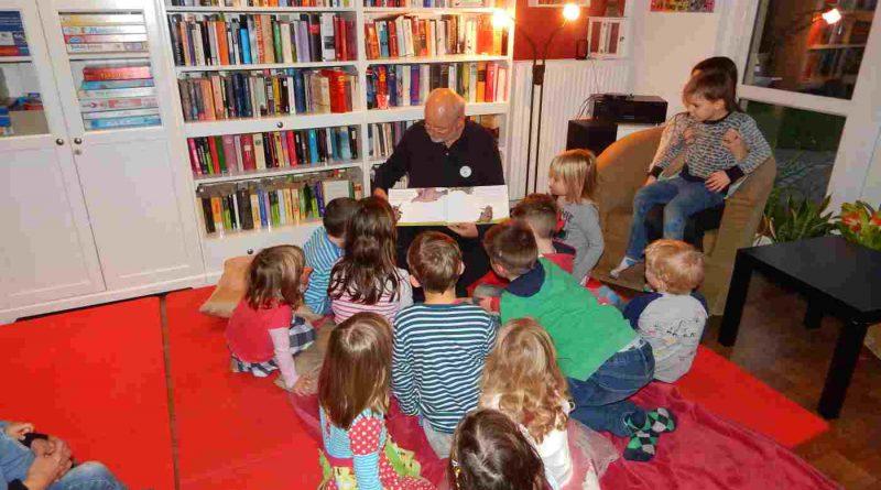 Vorlesetag in Teltow und Kleinmachnow