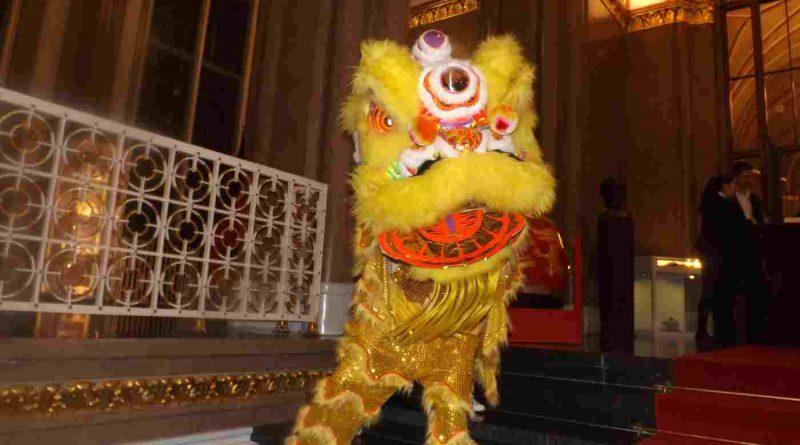 Chinesisches Neujahrsfest im Roten Rathaus