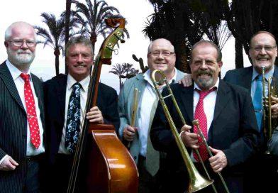 White Eagle Jazz Band mit Thomas L'Etienne im Bürgersaal Kleinmachnow