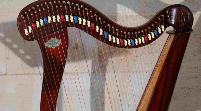 Konzert mit Harfe im Maria-Rimkus-Haus