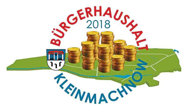 Bürgerhaushalt Kleinmachnow: Abstimmung bis zum 31. März