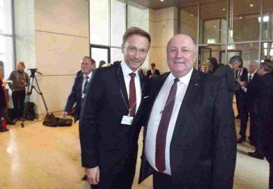 Frank-Walter Steinmeier zum Bundespräsidenten gewählt