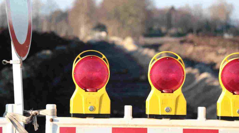 Sperrung der Albert-Wiebach-Strasse: Nur Teilstück betroffen