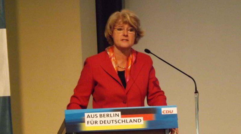 Staatsministerin Grütters erneut CDU-Spitzenkandidatin