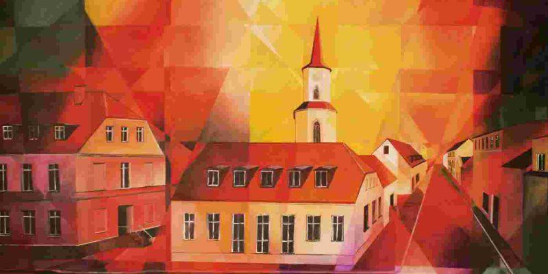 Teltow: Vernissage farbenfroh @ Bürgerhaus