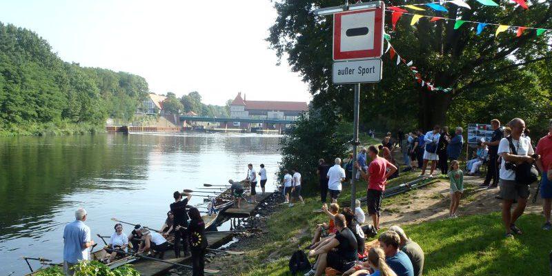 13. Drachenboot-Rudercup @ Schleuse Kleinmachnow