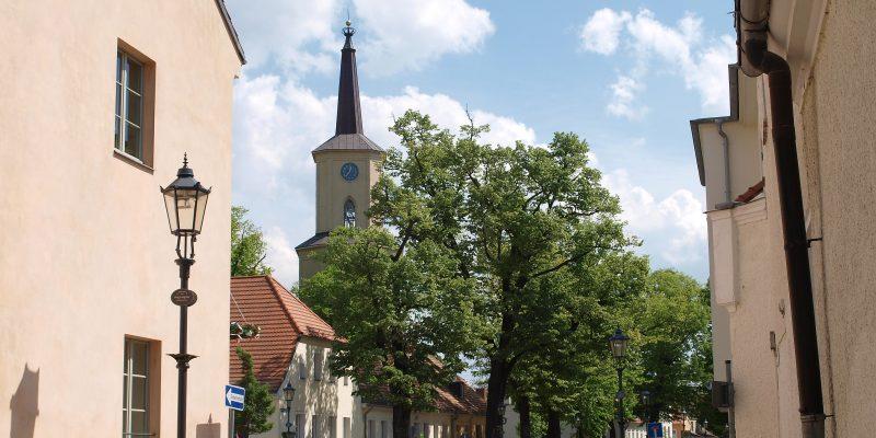 Teltow Altstadtführung @ Treffpunkt Altstadt