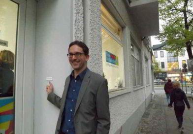 Florian Swyter: Bürgerbüro in Pankow eröffnet
