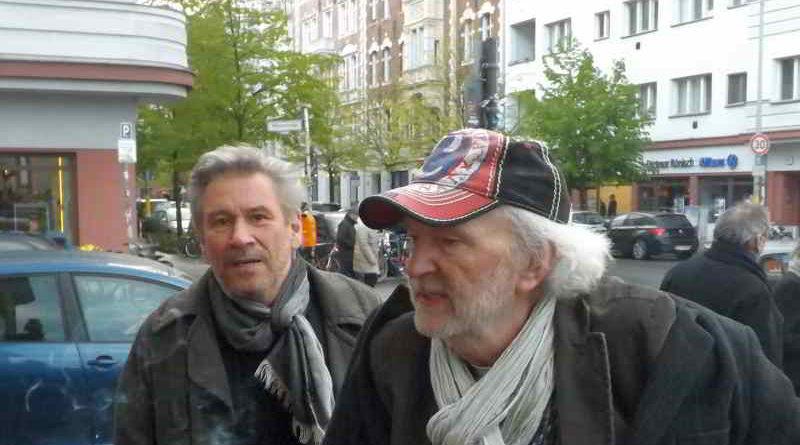 """Das Filmfestival """"achtung berlin – new berlin film award"""" und die Hommage an den Schauspieler Michael Gwisdek wird beschrieben."""
