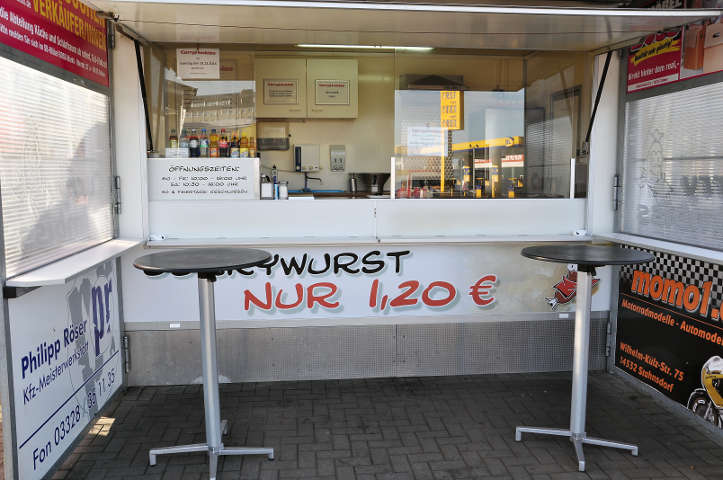 Curry Imbiss Teltow