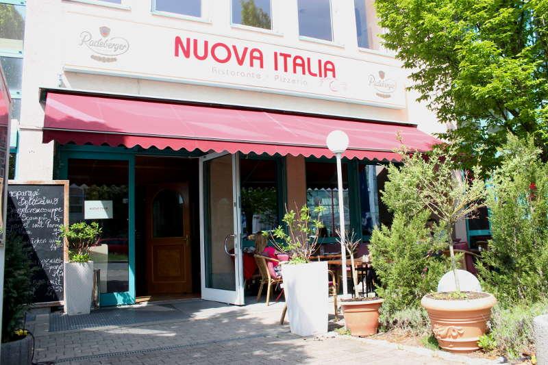 Nuova Italia Restaurant Teltow