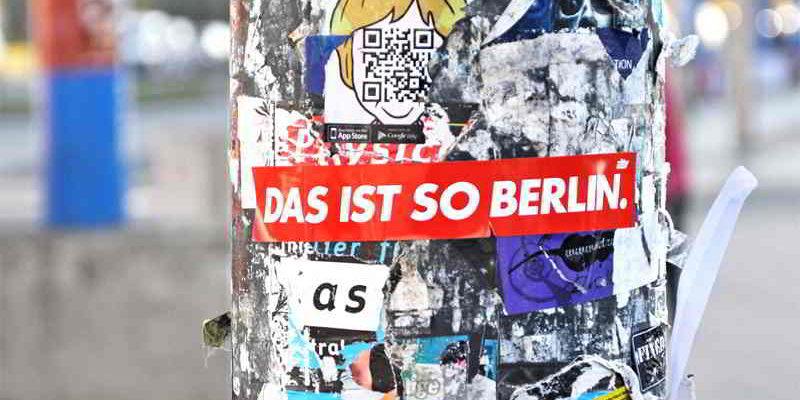 Das ist so Berlin - Fotografische Notizen von Ina Kober @ Rathaus, Foyer