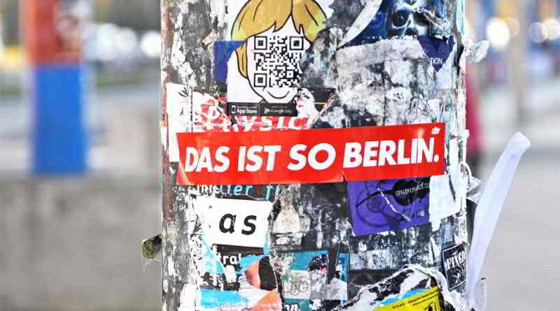 Das ist so Berlin … Fotografische Notizen von Ina - Ausstellung vom 16. Juni bis zum 14. August 2017 im Rathaus Kleinmachnow