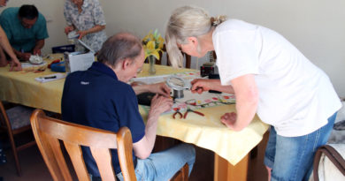 bericht über das Repair Cafe in Teltow im Lokal.report Juni 2017
