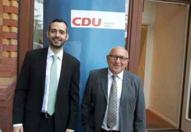 Fastenbrechen der Berliner CDU