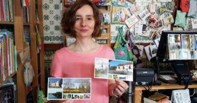 Postkarten_Vanessa Arend-Martin (Image by Teltower Stadt-Blatt Verlag)
