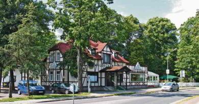 Waldschänke Stahnsdorf zum Bürgerhaus