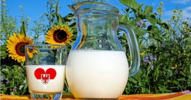 Milch aus Brandenburg