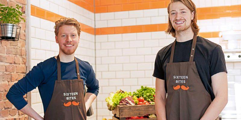 Sixteen Bites Markus Scheer & Vince Wagenknecht