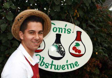 Süße Tropfen von Himbeertoni aus Werder