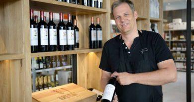 Frabk Kleinfeldt im Vinoscout Weinklimaschrank
