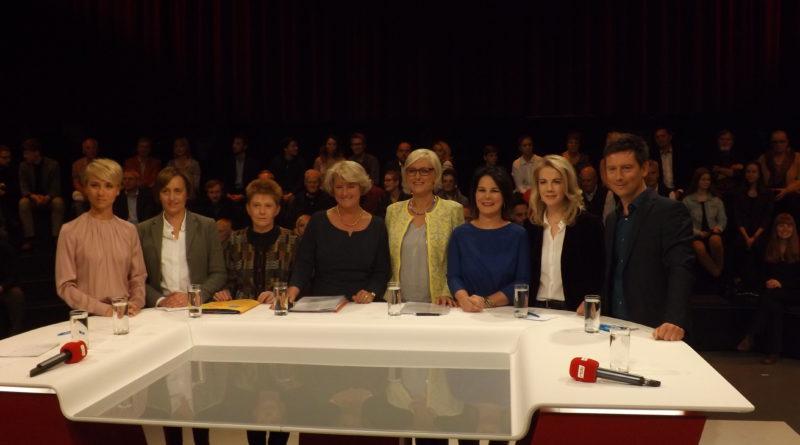 Frauenpower im RBB: Regionale Themen zur Bundestagswahl