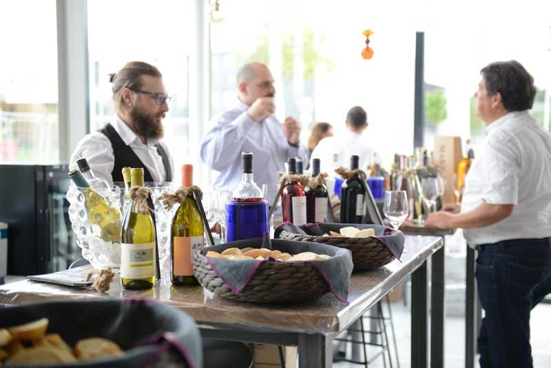 Wein-Tasting bei Vinoscout in Kleinmachnow