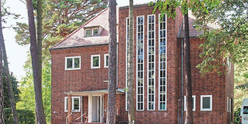 Gemeindehaus Kleinmachnow