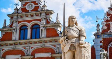 Riga (Image by NakNakNak {CC0 Public Domain] via Pixabay)