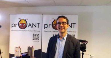 Eine Tagung der Friedrich-Naumann-Stiftung FÜR DIE FREIHEIT in Adlershof zum Thema Digitalisierung wird beschrieben.