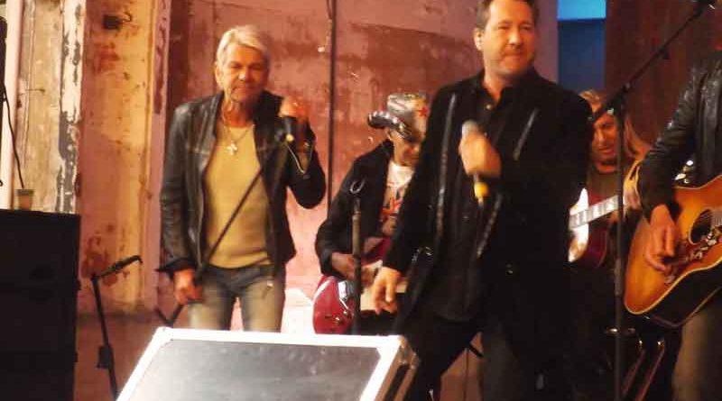 Spannende Konstellationen und Duette erwarten die Zuschauer 2018 bei Rock Legenden. Bei der Pressekonferenz für die Liveshow mit rund 20 Konzerten gaben die Musiker am 6. Oktober erste Einblicke in das Event.