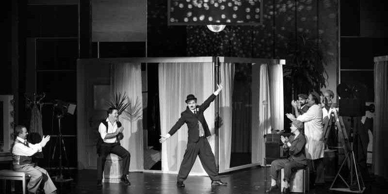 Ein gewisser Charles Spencer Chaplin @ Schlosspark Theater