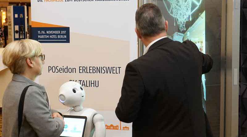 Am 15. und 16. November fand in einem Hotel in Berlin-Tiergarten der Deutsche Handelskongress statt.