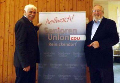 Hans-Peter Marten (li.) und Uwe Schmidt