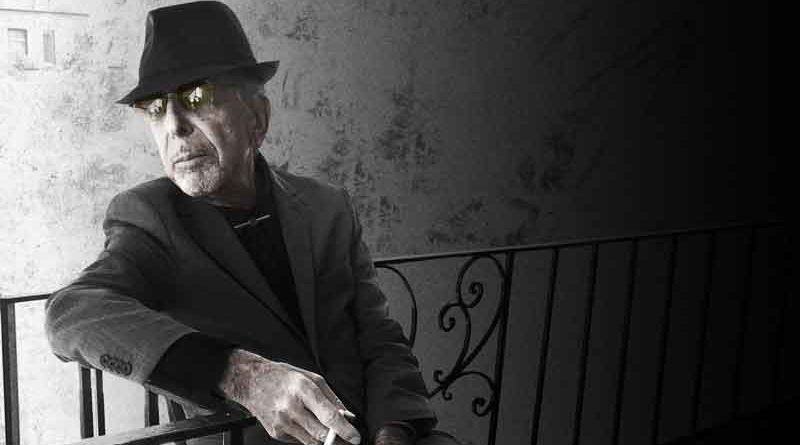 Mit einer Hommage würdigte der Berliner Wintergarten am 6. November den kanadischen Liedermacher, Sänger, Maler und Schriftsteller Leonhard Cohen.