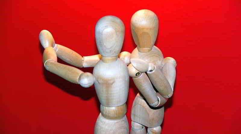 Tanz mit mir - Tanznachmittag am 6. Dezember im AWO-Kulturcafé Teltow.