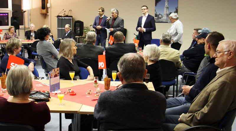 Neujahrsempfang der SPD Großbeeren