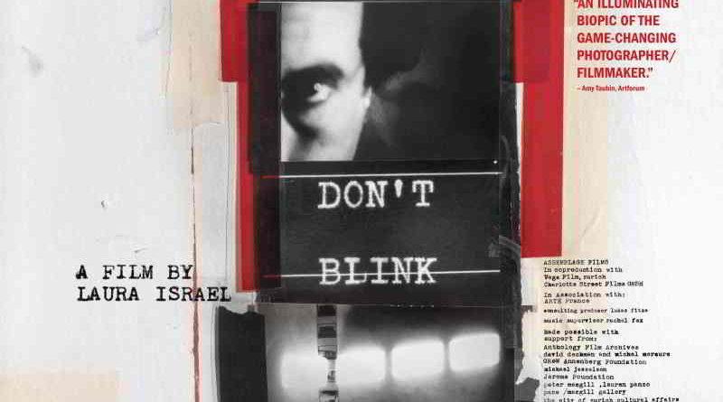 Robert Frank - Dont blink Filmplakat